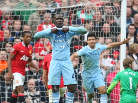 Mario Balottelli mocks Manchester United on Twitter before Paul Pogba inspires comeback