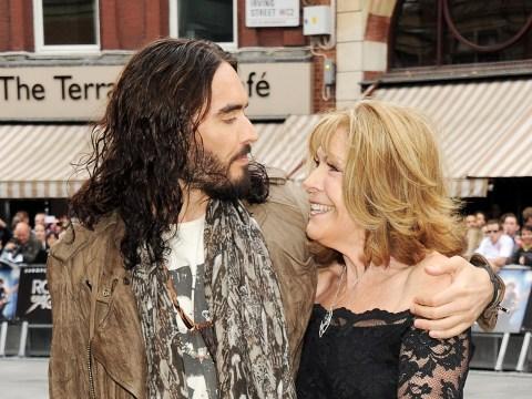 Russell Brand cancels ReBirth tour as mum battles 'life-threatening injuries' following car crash