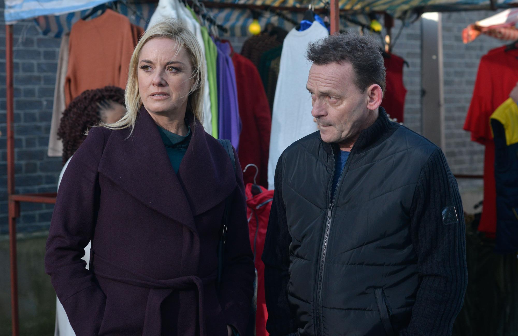 EastEnders spoilers: Mel Owen and Linda Carter go to war