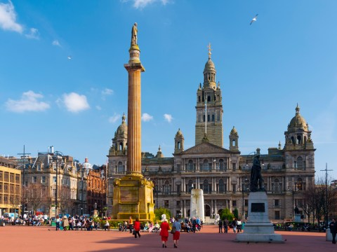 10 things that always happen in Glasgow when the sun comes out