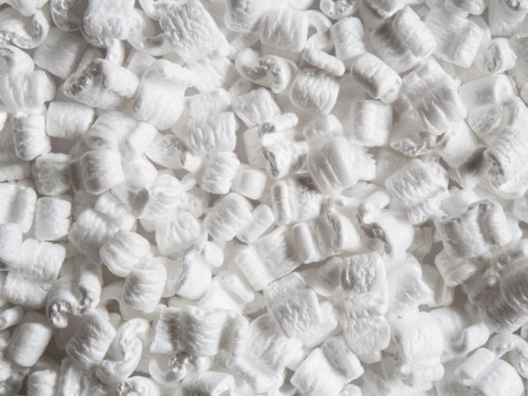 Can you recycle polystyrene? Here's what you should do with it