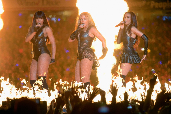 Destiny's Child 'set to reunite' during Beyonce's Coachella set