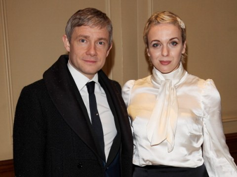 Amanda Abbington opens up about her 'confidence' since Martin Freeman split