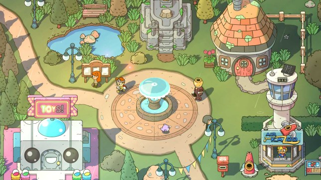 Game review: The Swords Of Ditto is a co-op Zelda: A Link To