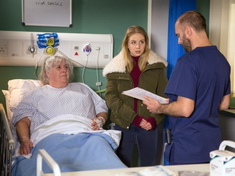 Emmerdale spoilers: Lisa Dingle makes a shocking decision after collapsing
