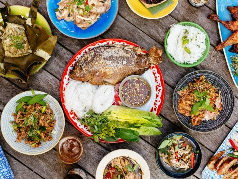 What is Laotian food? Here's what you need to know about the main ingredients and typical dishes from Lao cuisine