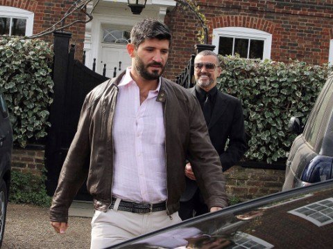 George Michael's partner Fadi Fawaz 'selling late singer's belongings' as he vows he 'won't get a job'