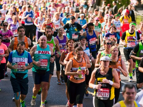 What is the hottest London Marathon on record and will the 2018 race beat it?