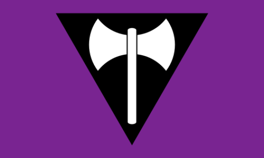 Is there a lesbian flag and what other LGBT+ symbols are there