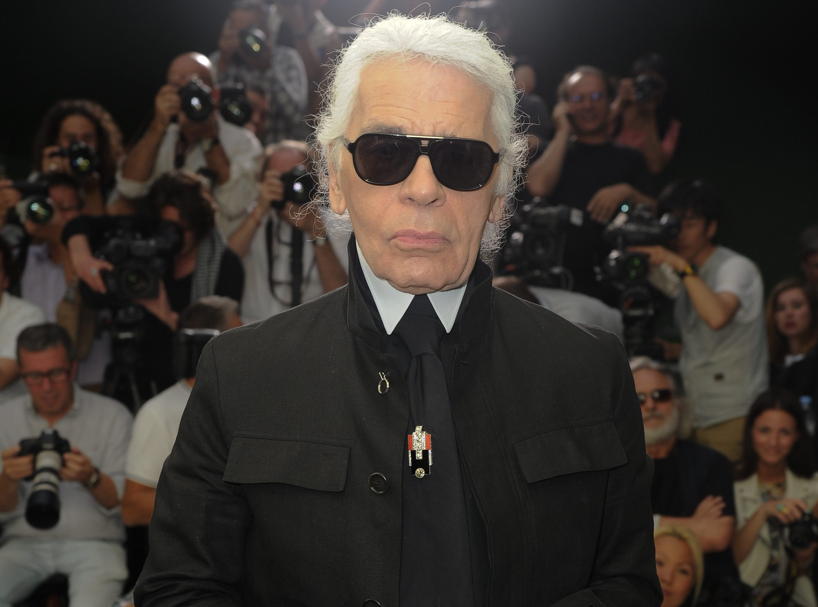 Karl Lagerfeld 'fed up' with #MeToo movement: 'The accusations have become toxic'