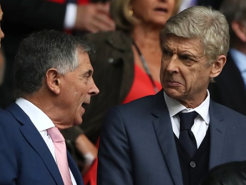 Arsene Wenger already getting job offers following Arsenal exit announcement, reveals David Dein
