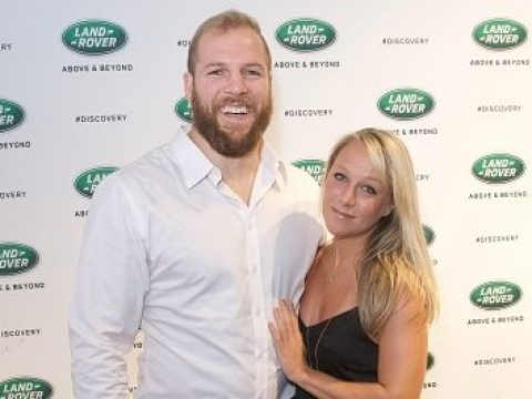 Chloe Madeley announces engagement to James Haskell as she details romantic proposal