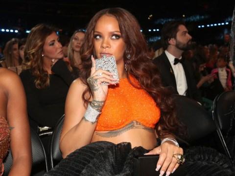 Rihanna breaks hearts and 'dumps billionaire boyfriend because she gets tired of men'