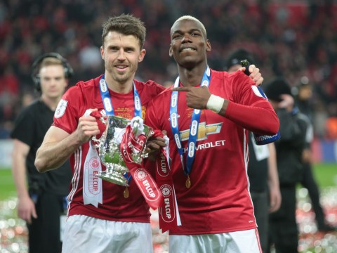 Paul Pogba reveals Michael Carrick is helping him to improve his game