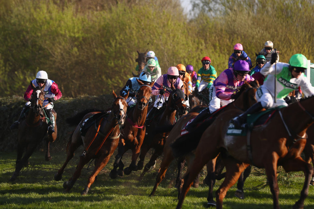 Aintree weather forecast for the Grand National today
