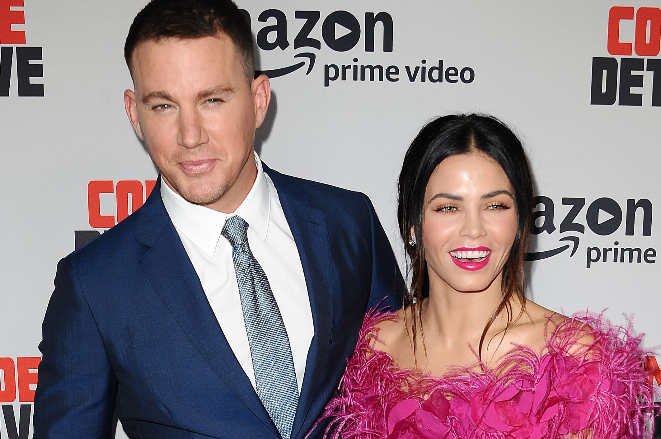 Channing Tatum and ex Jenna Dewan reunite to take daughter trick or treating and it's seriously heartwarming