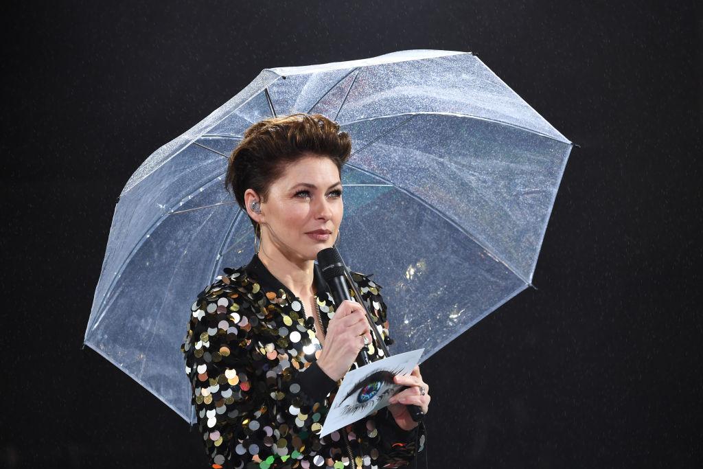 Emma Willis at Celebrity Big Brother, London