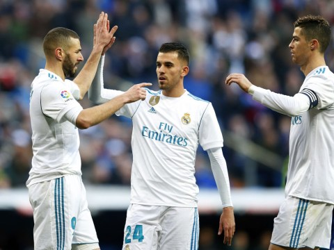 Arsene Wenger ready to sign Real Madrid ace Dani Ceballos to replace Aaron Ramsey and Jack Wilshere
