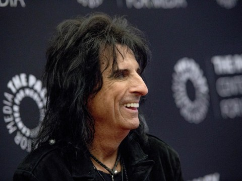 Alice Cooper reveals how he came close to accidentally hanging himself on stage