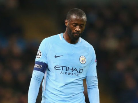 Yaya Toure open to joining Premier League clubs as Manchester City rule out new deal