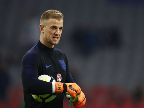 Joe Hart NOT selected by Gareth Southgate for England's World Cup squad