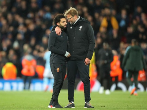 Jurgen Klopp on Mohamed Salah: 'He's the most attacked player in the league!'