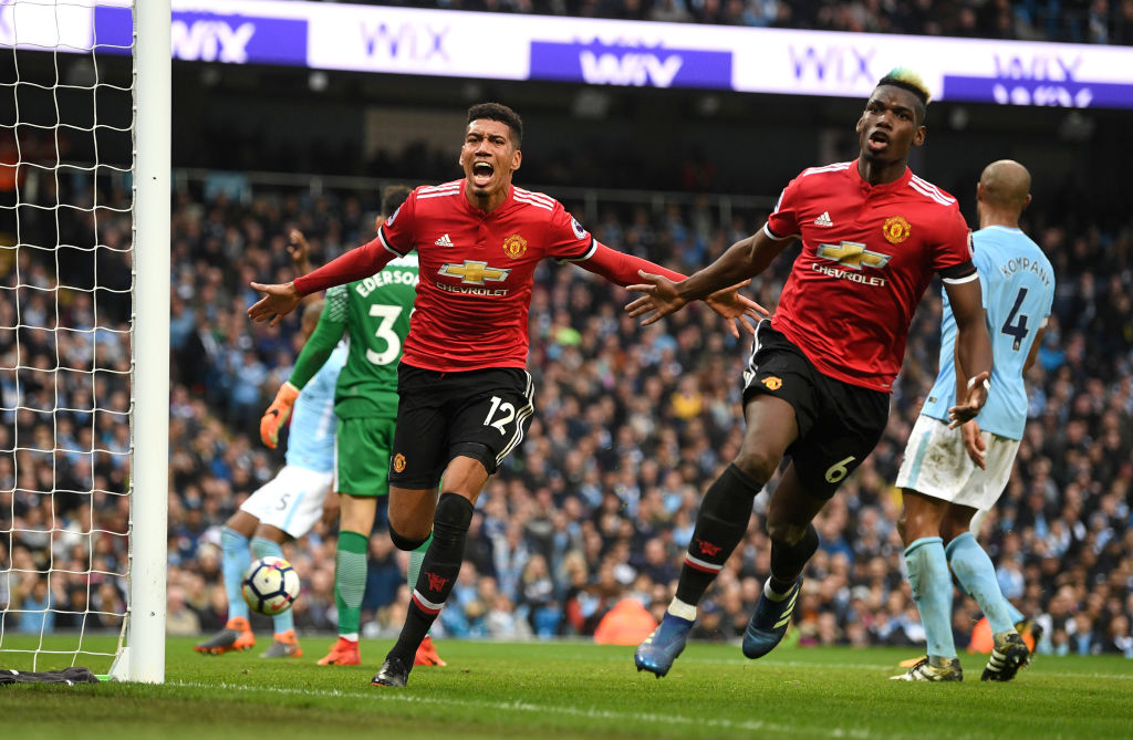 Paul Pogba makes Manchester City wait for Premier League title in extraordinary derby comeback