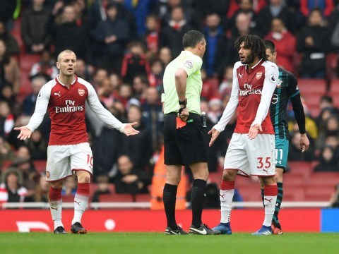 Mohamed Elneny red card decision overturned to boost Arsenal run-in