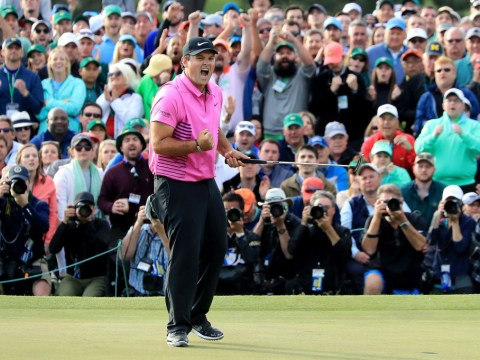 Why is Patrick Reed unpopular in the golf world and what is behind his family feud?