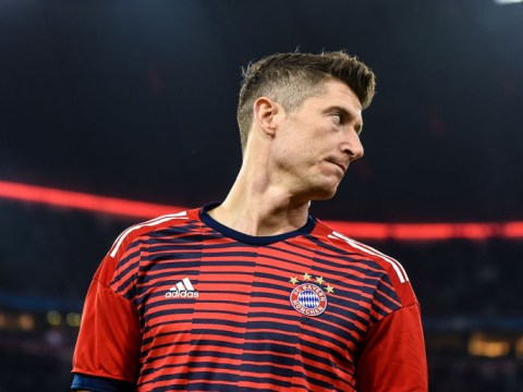Bayern Munich star Robert Lewandowski tells agent to begin Chelsea transfer talks