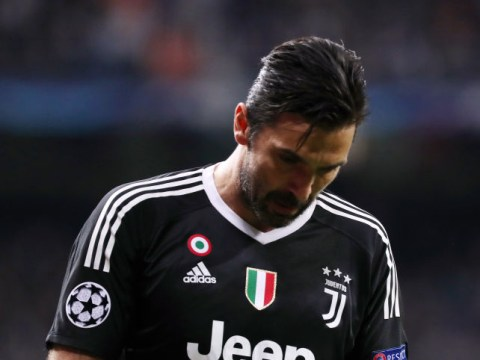 Andrea Pirlo weighs in on Gianluigi Buffon's reaction to Real Madrid's penalty