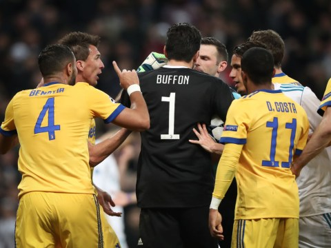 Gianluigi Buffon slammed by Juventus legend Alessandro Del Piero for attack on Michael Oliver after Real Madrid meltdown