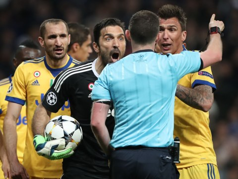 Gary Lineker has message for Gianluigi Buffon over behaviour towards Michael Oliver