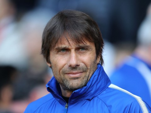 Antonio Conte reacts to Arsene Wenger's decision to quit Arsenal