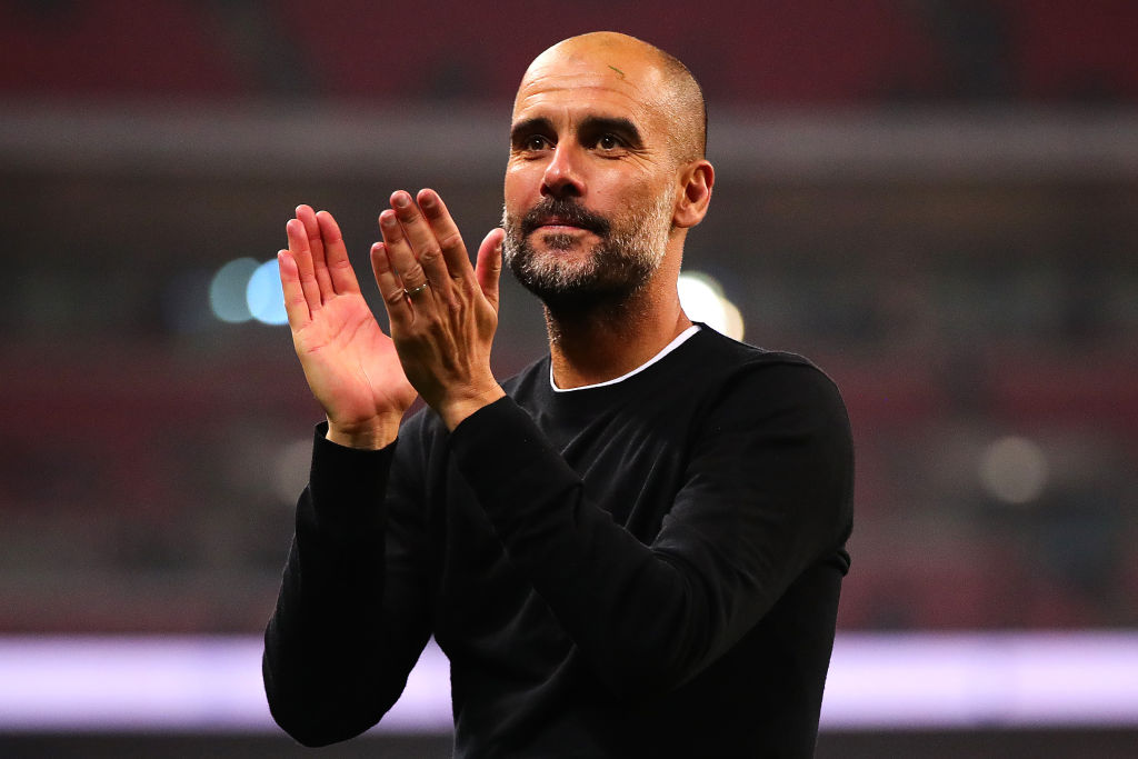 Pep Guardiola interested in Brazil or Argentina job when he leaves Manchester City
