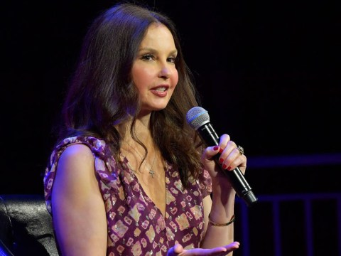 Ashley Judd tells fellow sexual assault survivors 'healing is our birthright'