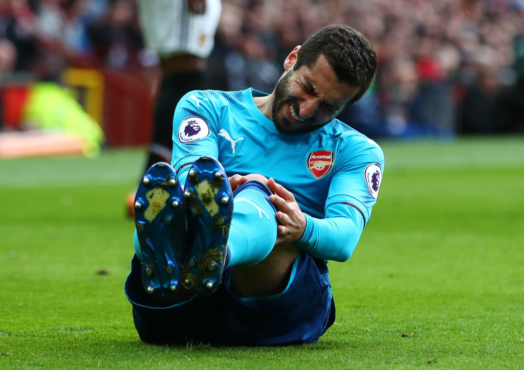 Arsene Wenger reveals THREE injury concerns ahead of Atletico Madrid showdown