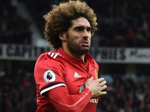 Jose Mourinho wants Marouane Fellaini to stay at Manchester United