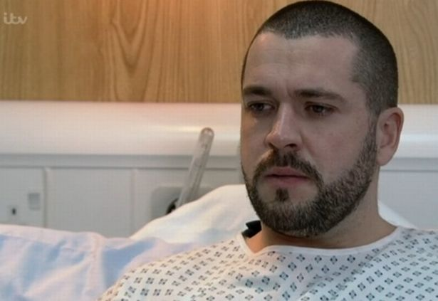 Coronation Street had an on-set therapist for those affected by Aidan Connor's suicide story