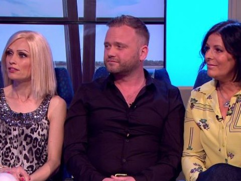 Airline cast reunite for 20th anniversary as Katrina reveals she's had cancer seven times