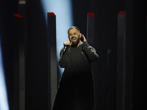 Eurovision 2018 Rehearsals: Armenia brings Stonehenge to the stage for Qami