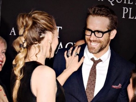 Blake Lively trolls Ryan Reynolds for once over 'proud' picture