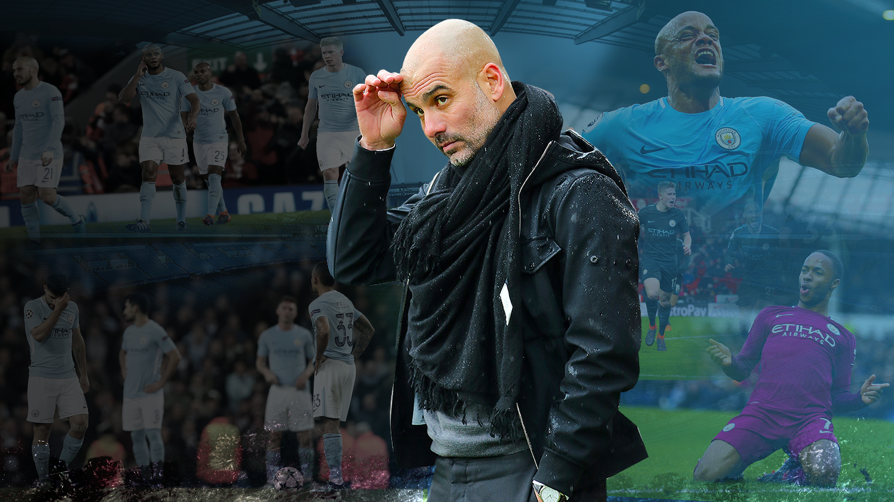 Forget the haters: Manchester City & Pep Guardiola are still greats despite fortnight from hell