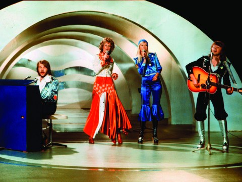What year did Abba win the Eurovision Song Contest?
