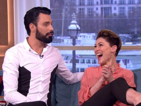 Rylan Clark-Neal and Emma Willis prove big hit with This Morning viewers as they host for first time