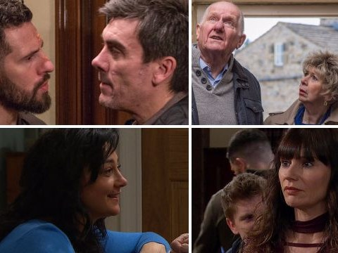 10 Emmerdale spoilers: Shock death, Ross and Cain violence and Aaron's fear