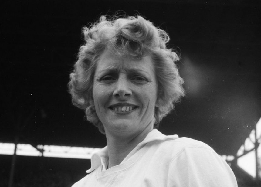 Who is Fanny Blankers-Koen? Meet the incredible athlete honoured in today's Google Doodle