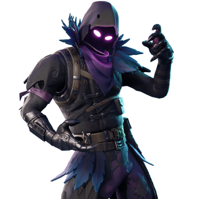 What is in the Fortnite Item Shop on Sunday? Raven skin is back but