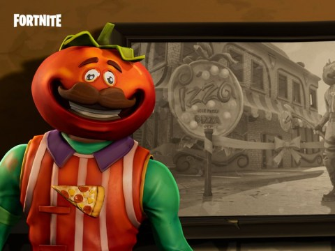 Tomatohead is the newest skin to be added to Fortnite and players love it