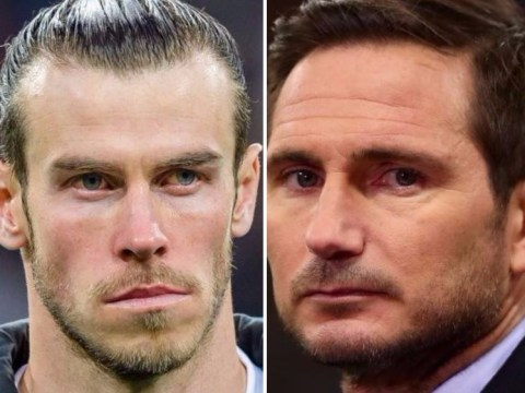 Frank Lampard and Steven Gerrard speak out after Gareth Bale's Real Madrid snub